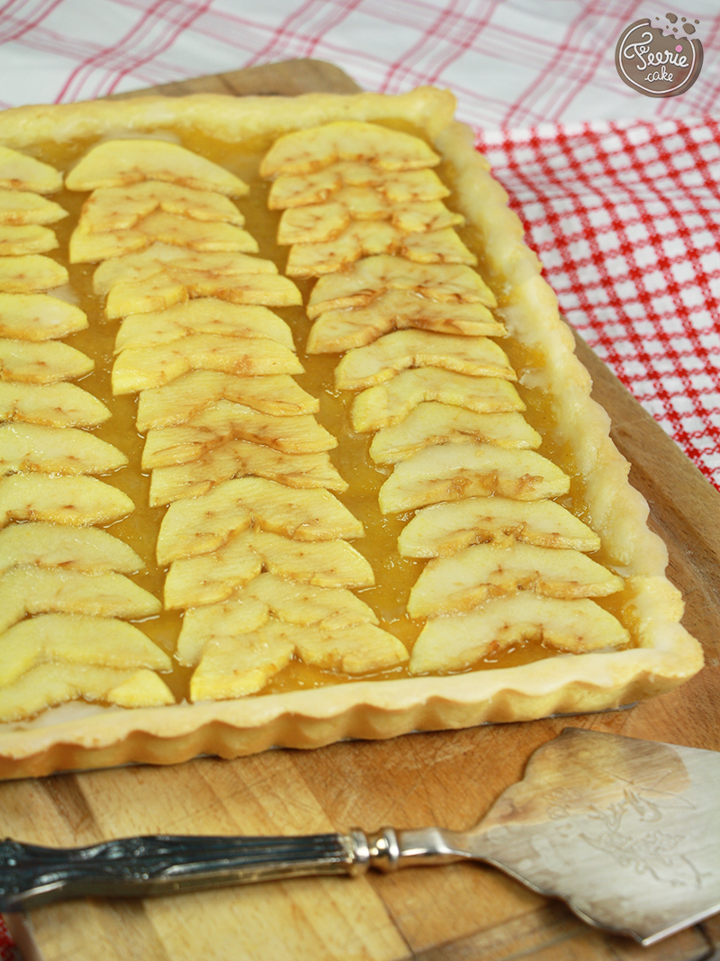 tarte aux pommes2