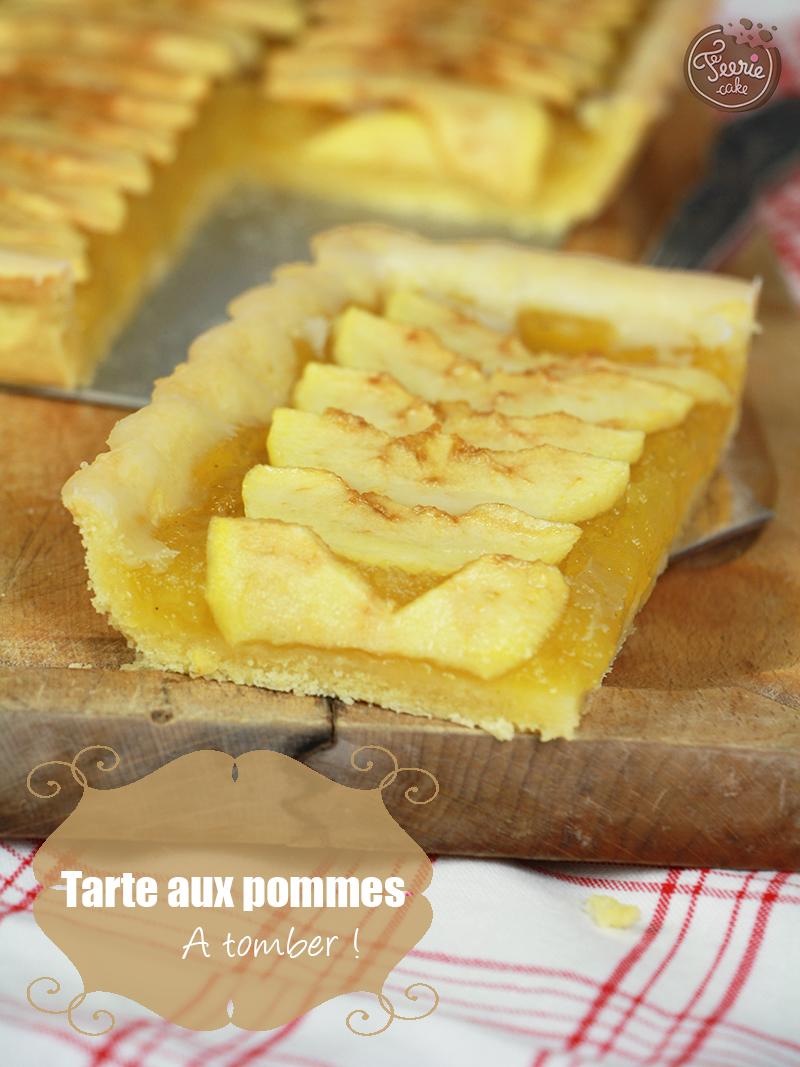 tarte aux pommes3