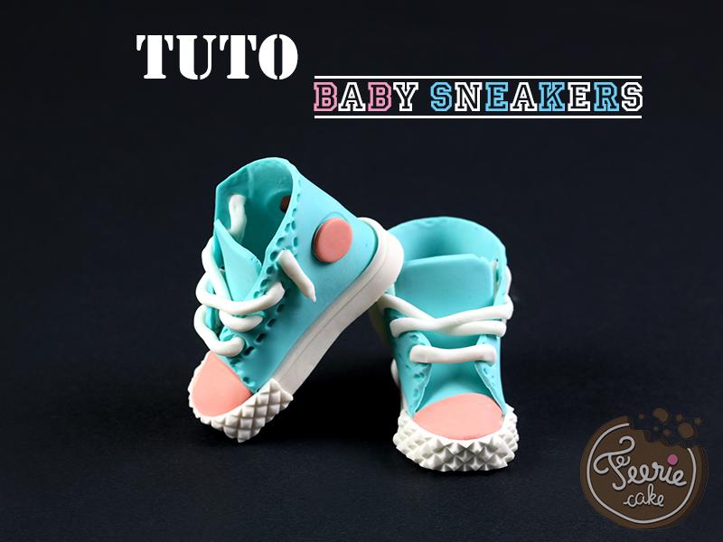 Tuto baby sneakers