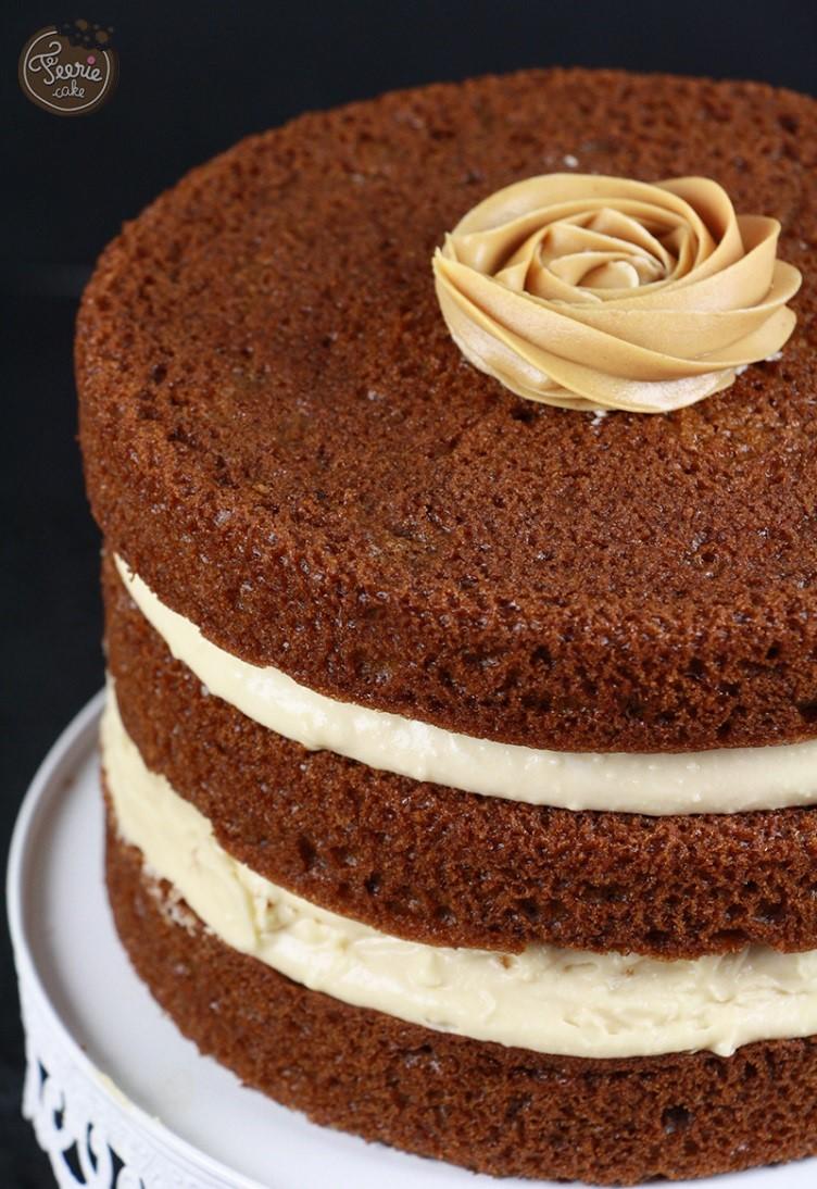 FC naked cake
