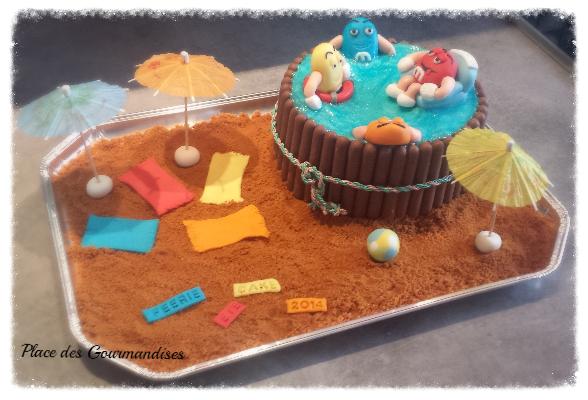 MMS cake