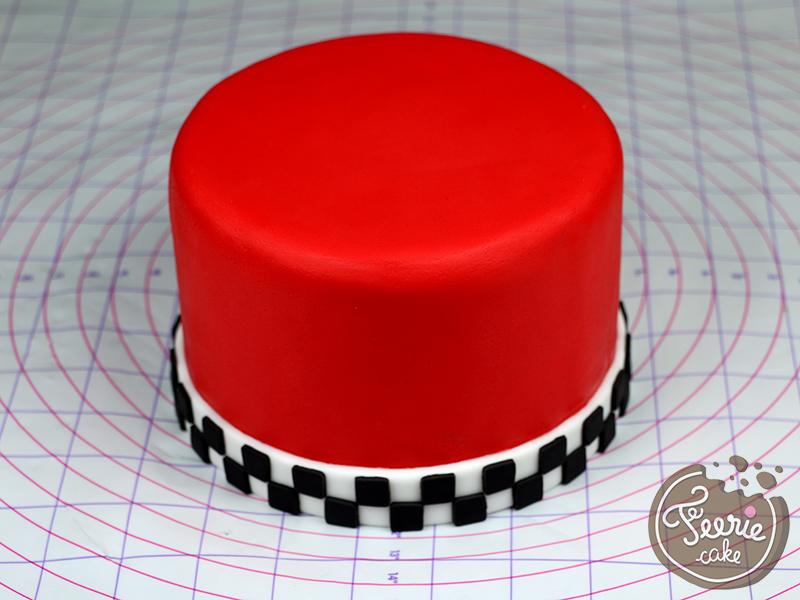 gâteau cars 31