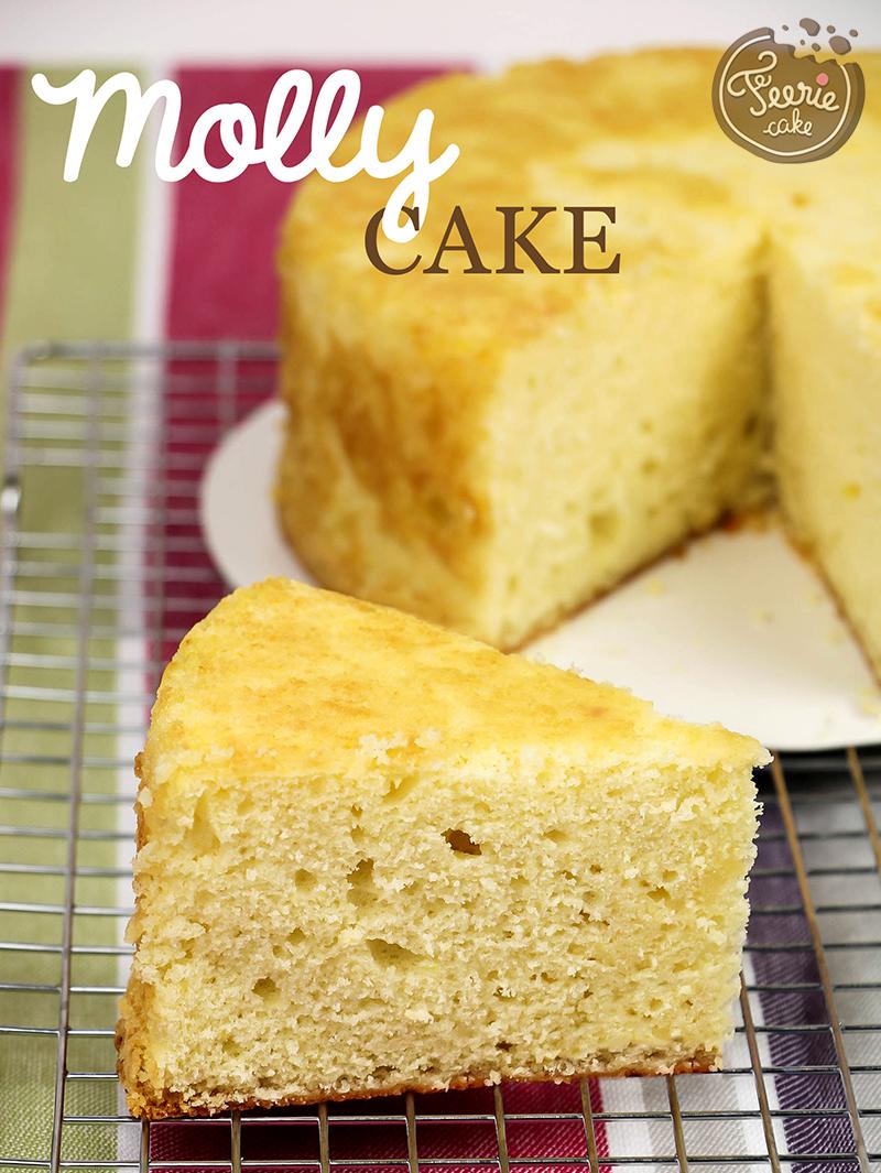 Blog Cake Design Recette : Le Molly Cake, le gateau parfait pour la pate a sucre