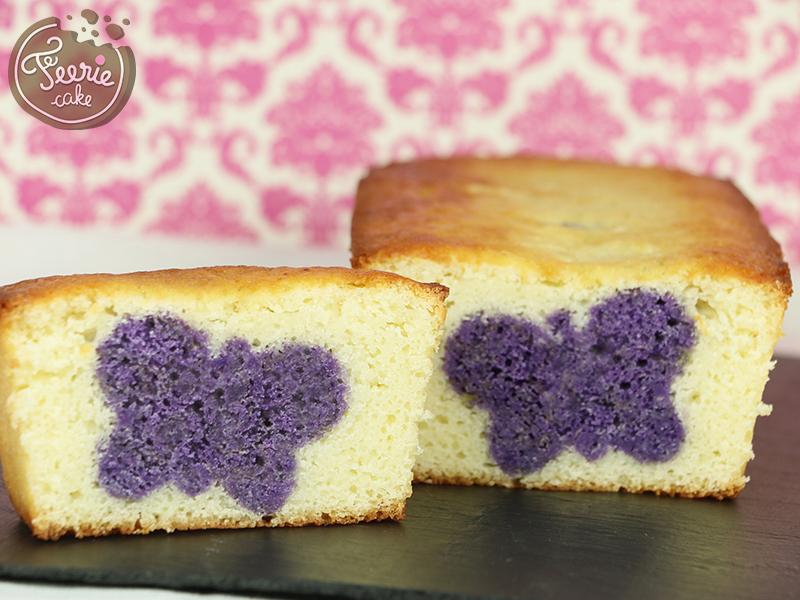 """Cake surprise """"Vive le printemps"""" 2"""