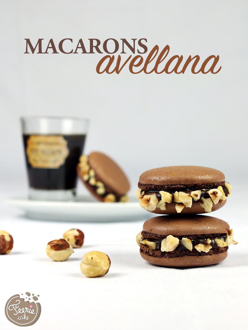 Macarons avellana
