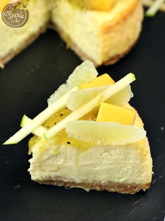 cheesecake tropiques