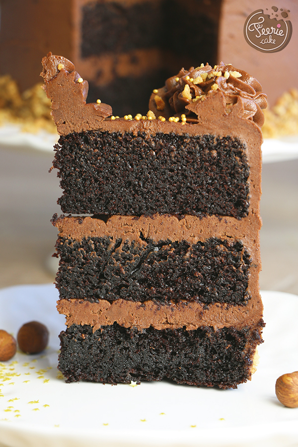 Layer cake nutella 2