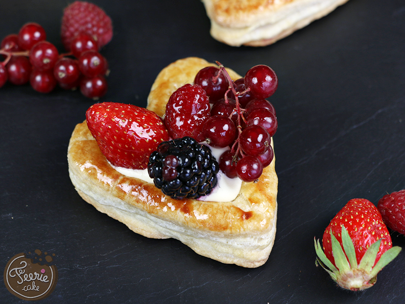 Titre vol-au-vent fruits rouges 2
