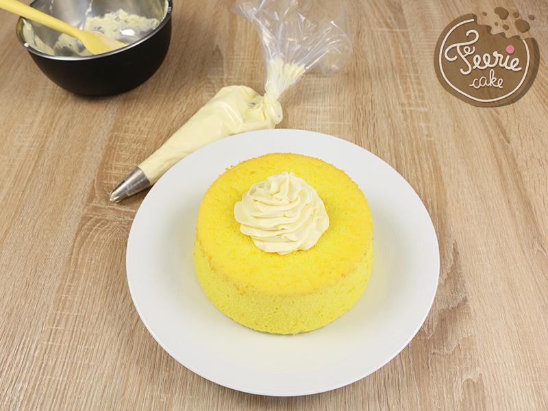tuto angel cake FMA 9