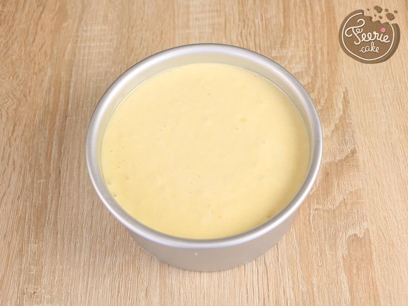 tuto hot milk cake 9