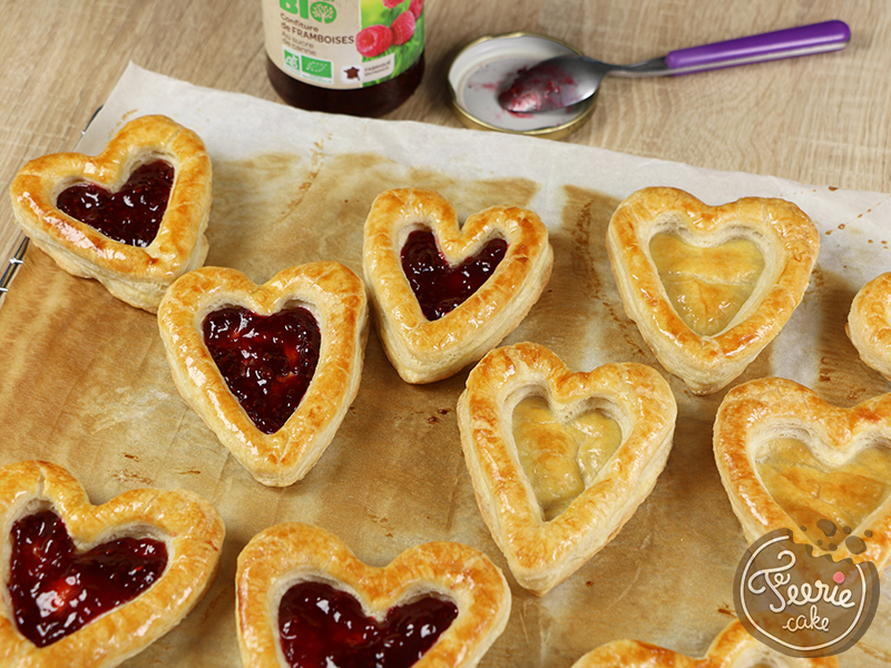 tuto vol au vent fruits rouges 10
