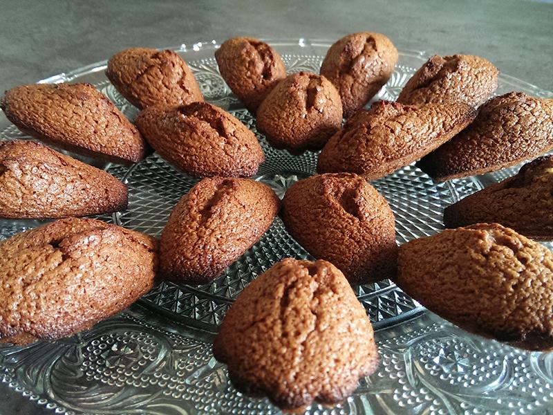 les madeleines d'anais 2