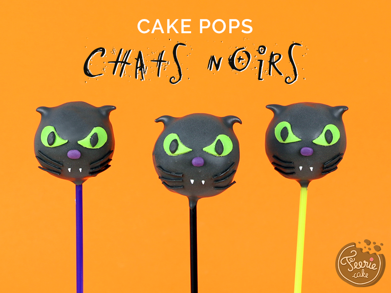cake pops chats noirs 1
