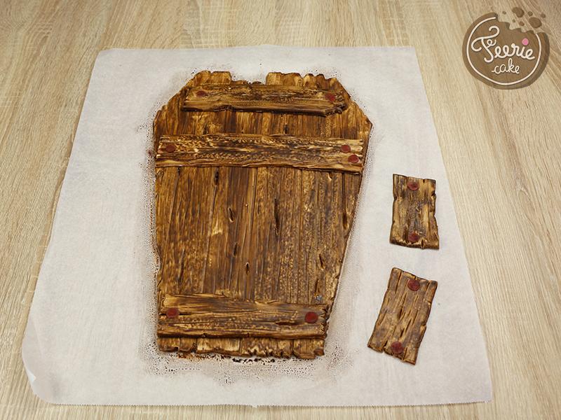 tuto gateau cercueil 11