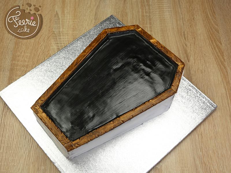 tuto gateau cercueil 12