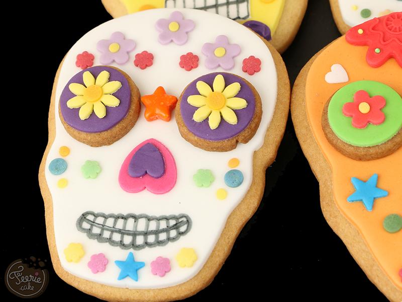 Biscuits el dia de los muersto 1