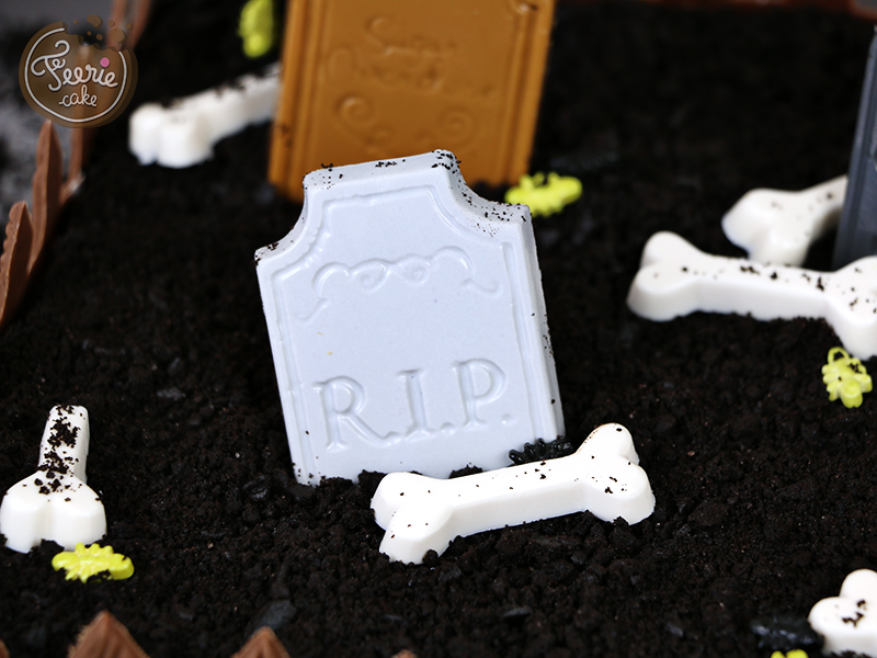 Brownie cimetière 2
