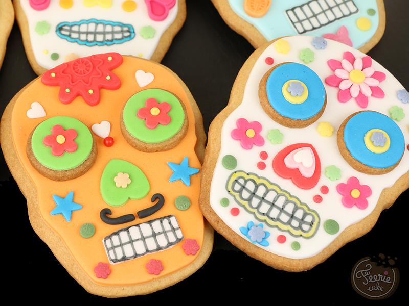 biscuits el dia de los muertos 2