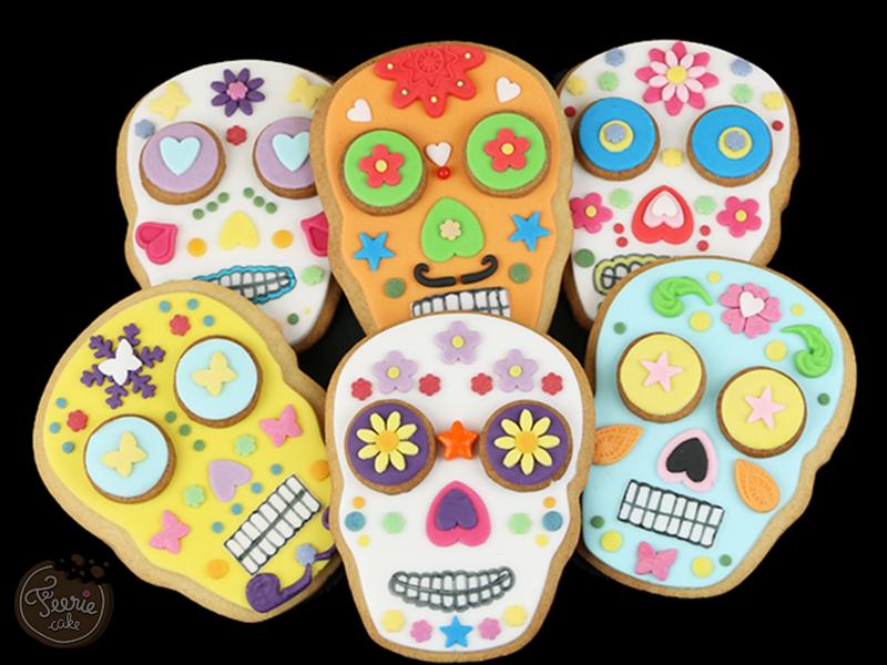 biscuits el dia de los muertos 3