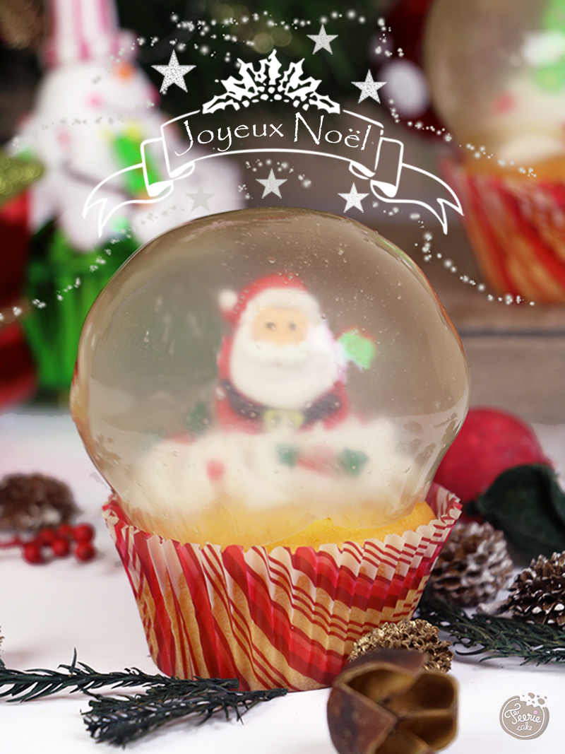 cupcakes Noël 1