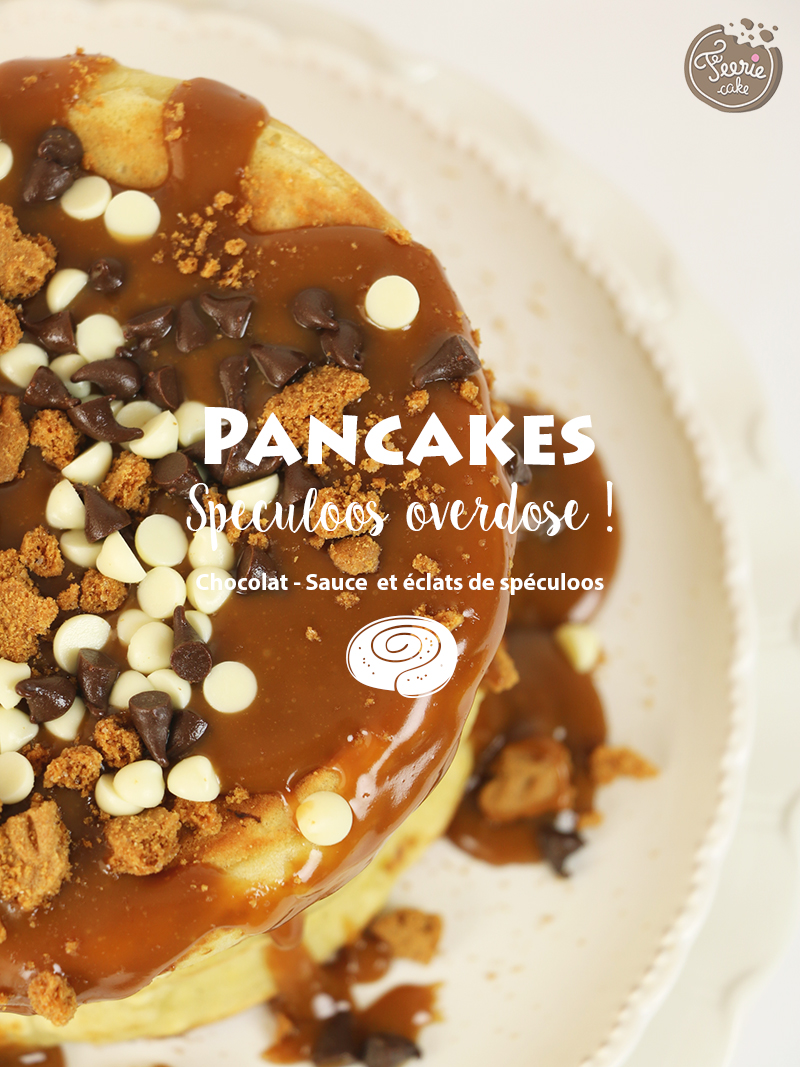 Pancakes au speculoos