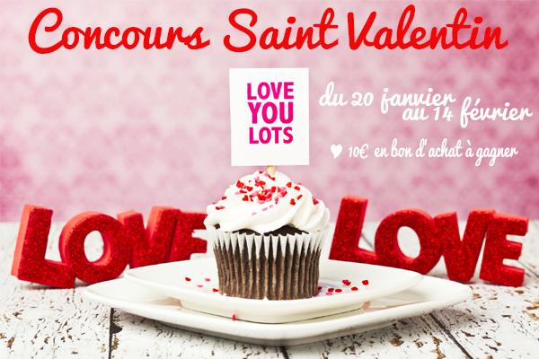 concours Saint Valentin