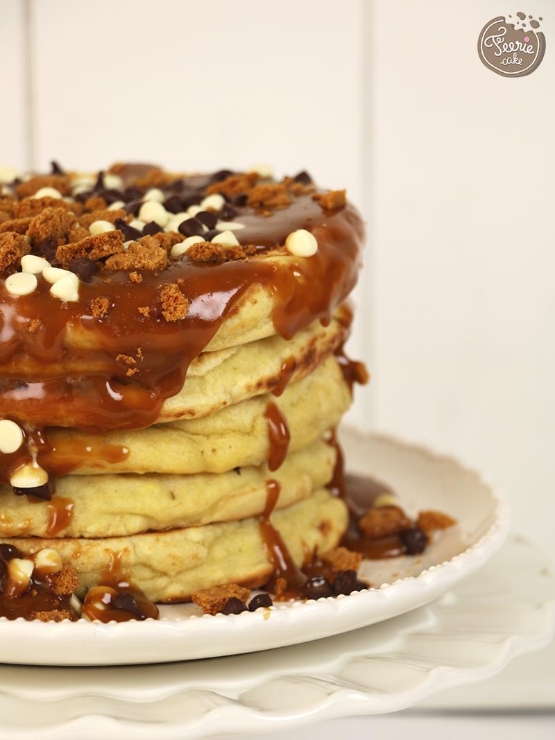 Pancakes spéculoos 2