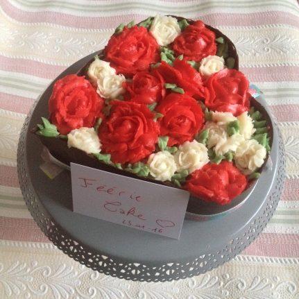 Féerie Cake - Concours Saint Valentin