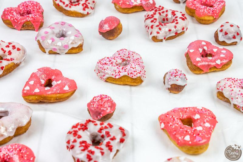 Donuts de l'amour - Féerie Cake