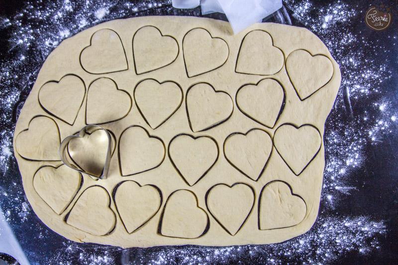 Donuts de l'amour - féerie cake - préparation-2
