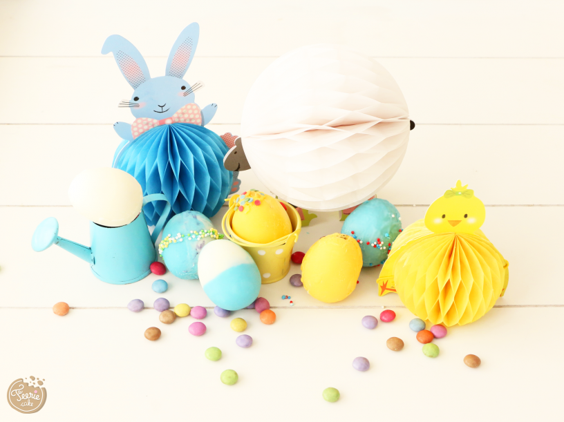Tuto : Les œufs de Pâques surprise