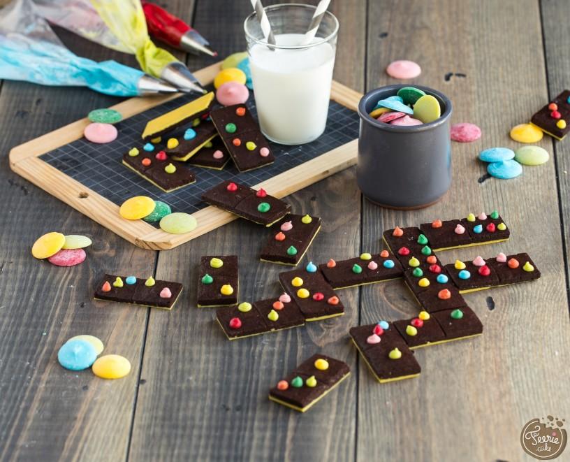 Les Biscuits Domino : qui a dit qu'on pouvait pas jouer avec la nourriture ?