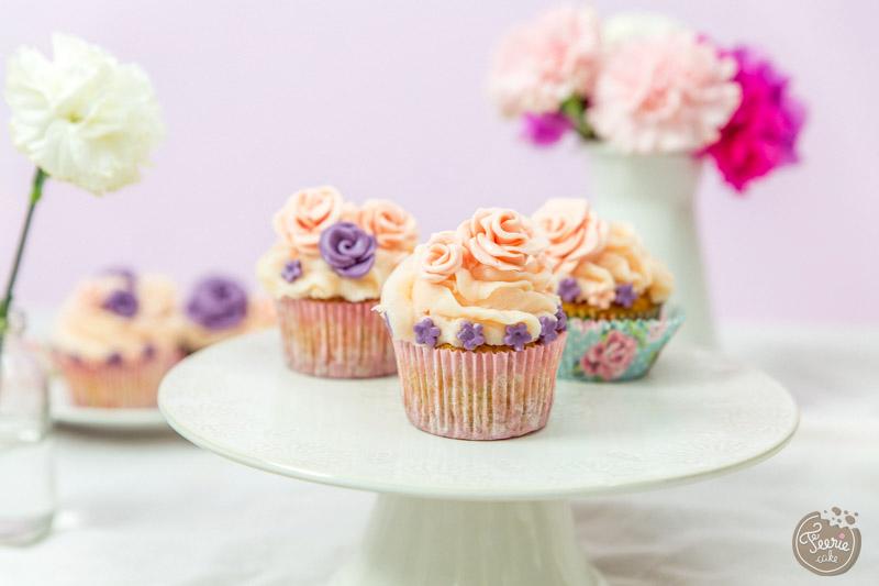Cupcakes vanille pastels 2