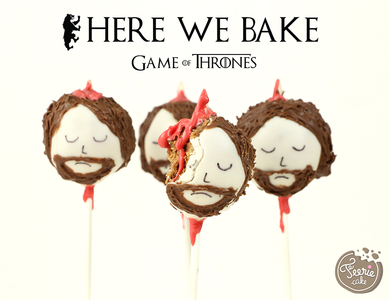 cake pops game of thrones 1