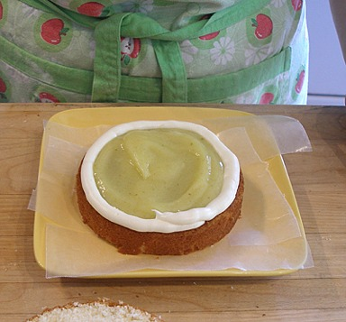 Buttercream pâte à sucre 3
