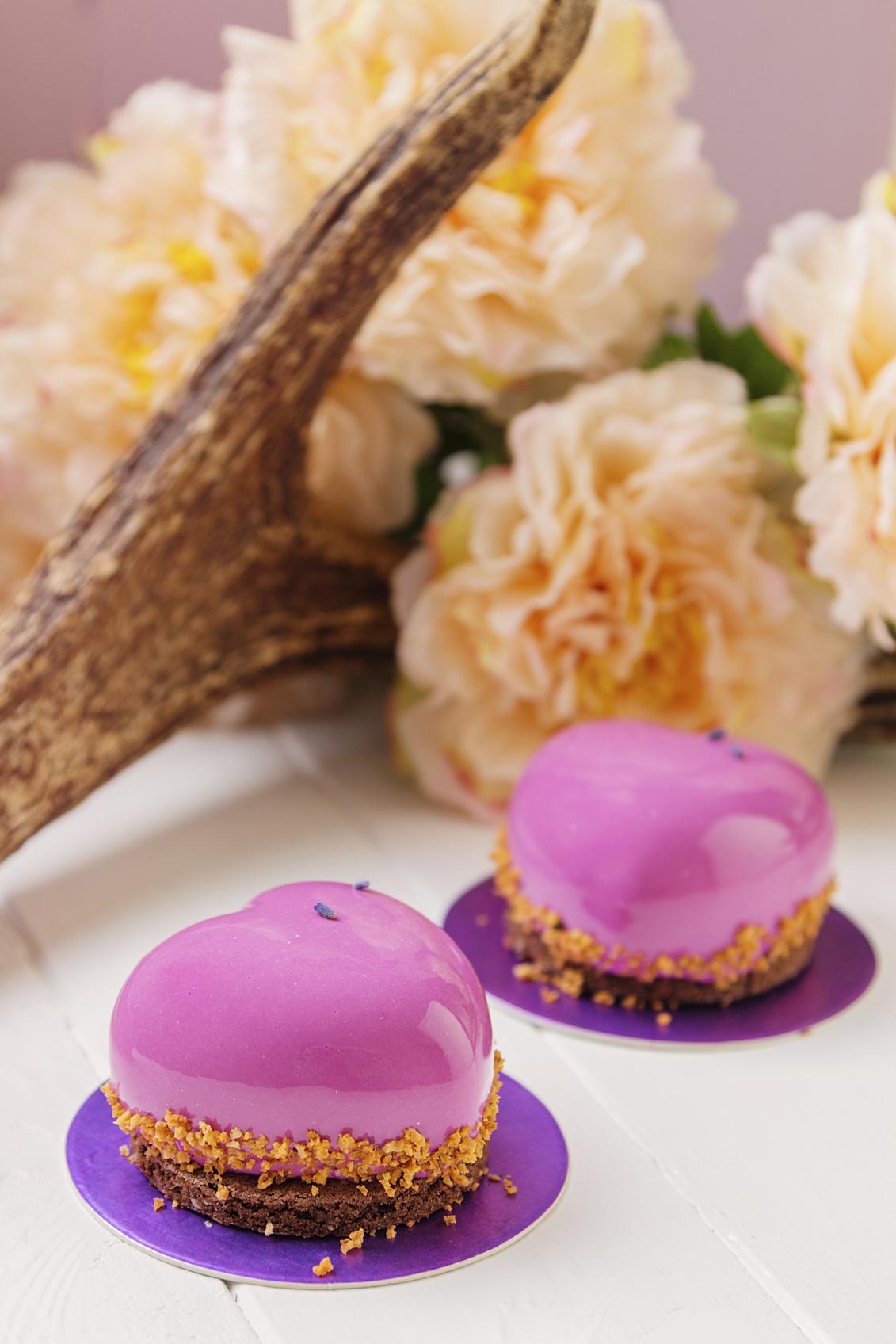 Miroir rose pour gateau les recettes populaires blogue for Glacage miroir rose