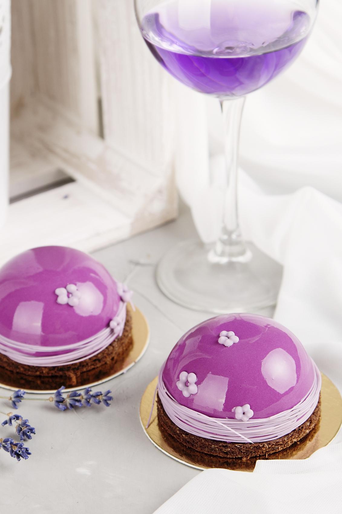 Gla age miroir des g teaux poustouflants for Miroir de sucre