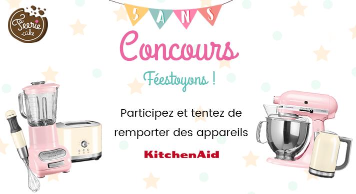 concours kitchenaid