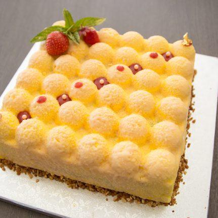 Concours de L'été : Le Summer Fresh Cake de Sabrina