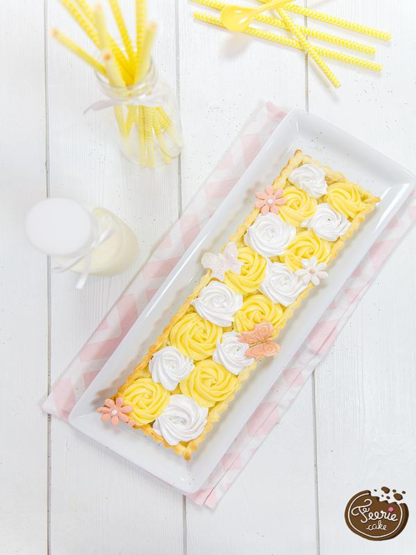 tarte au citron meringuée 1