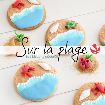 Les biscuits plage : et si on prolongeait les vacances ?