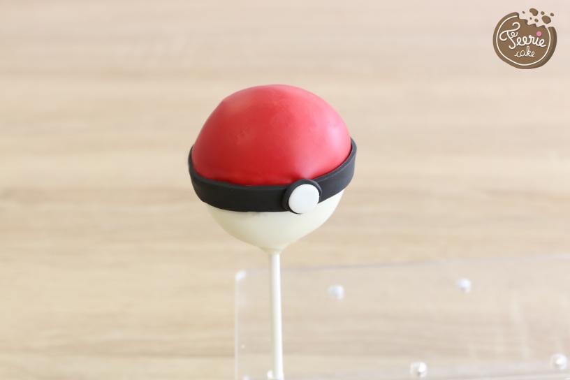 cake pops pokémon pokéball 2