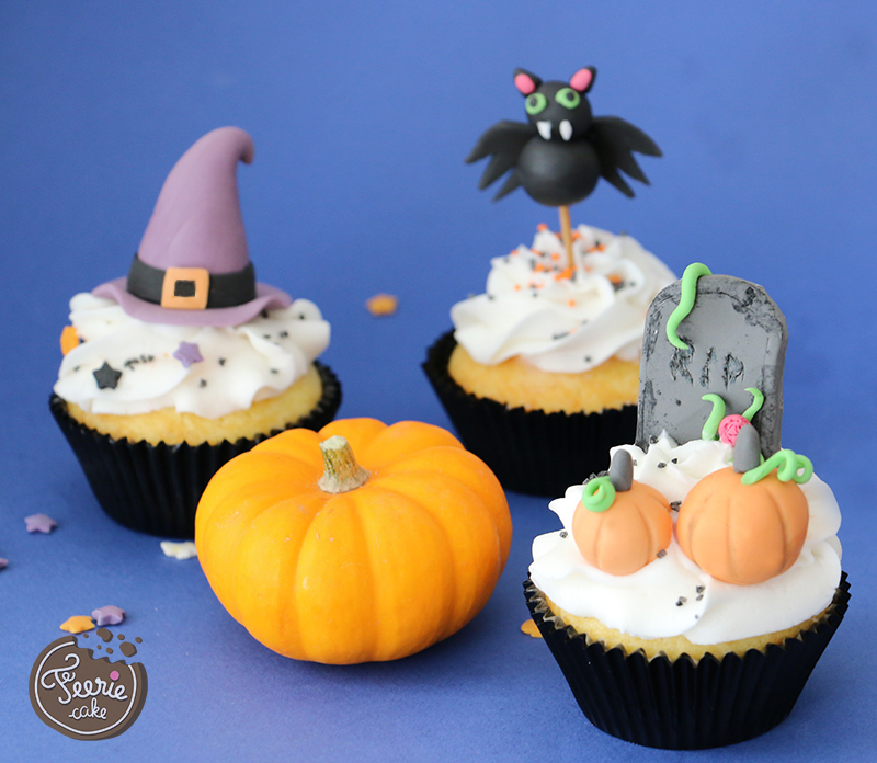 deco pate a sucre halloween