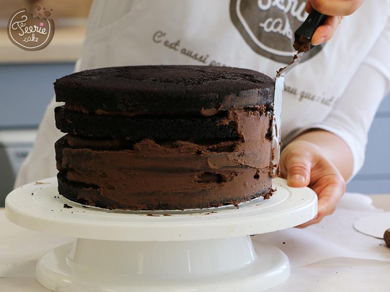 Recette de ganache ultra facile - Feerie Cake