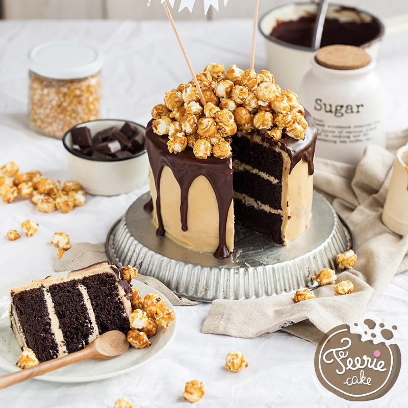 Layrs Cake Tout Chocolat