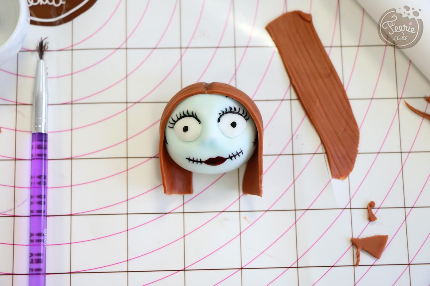 Modellierung Nightmare Sally Schritt 4