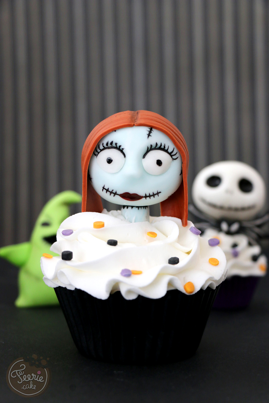 Topper Nightmare before Christmas Sally
