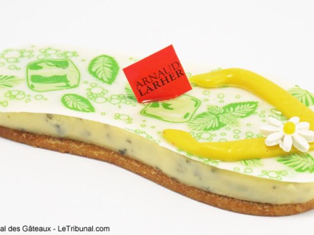 Gourmet FlipFlop aus der Sendung das Grosse Backen Frankreich