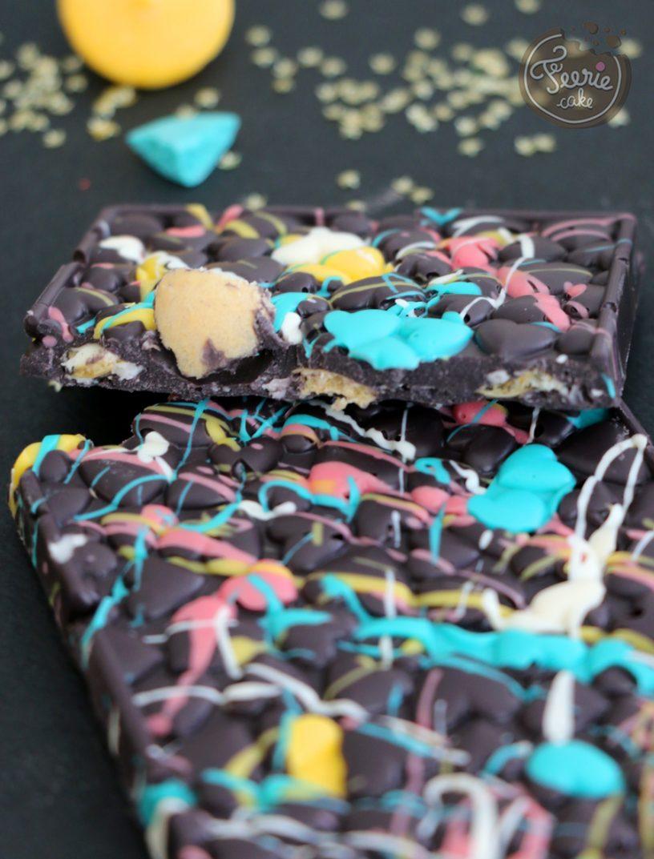 chocolat coco multicouleur