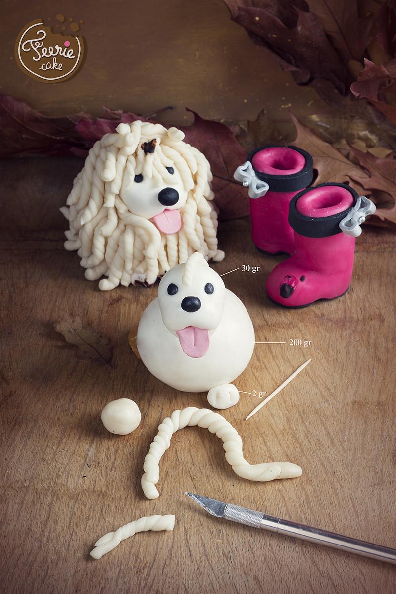 mud cake un-temps-de-chien-tuto-chien
